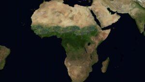 Reforestar. Muro verde África