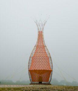 Warka Water. Agua potable del aire