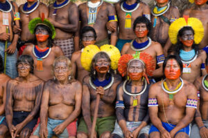 Pueblos indigenas del amazonas